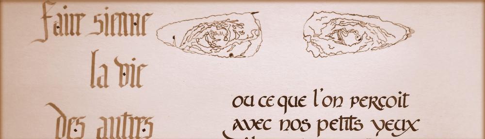 PHIRAlligraphie
